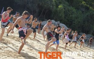 Halloween BBQ Beatdown 41 @TigerMuayThai October 2011