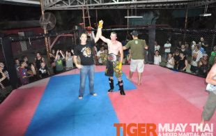 BBQ Beatdown 37 @ Tiger Muay Thai & MMA