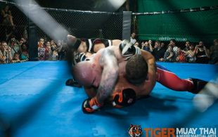BBQ Beatdown at Tiger Muay Thai in Phuket, Thailand, Saturday, Aug. 31, 2013. (Photo by Mitch Viquez ©2013)