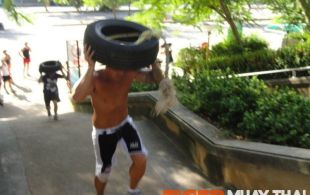 Bodyfit program @TigerMuayThai August 2011