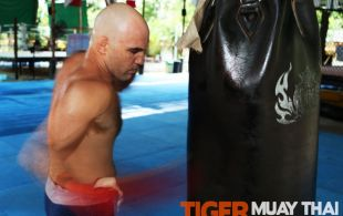 Brian Ebersole Announced as Tiger Muay Thai & MMA Training Camp's Head MMA Coach