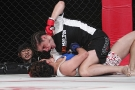 TMT's Claire Haigh wins first ever Female MMA fight in Singapore