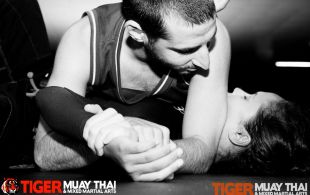 Dan Simmler Seminar at Tiger Muay Thai & MMA Training Camp November 19, 2012