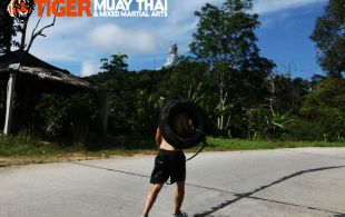 Day in the life at Tiger Muay Thai & MMA Training Camp 24 April, 2012