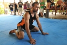 UFC Veteran Elvis Sinosic gives MMA Seminar @ Tiger Muay Thai and MMA, Phuket, Thailand