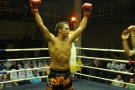 Tiger Muay Thai fighters score pair 2nd round KO's at Patong Stadium