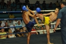 Tiger Muay Thai Fights March 16, 2009 Patong Thailand
