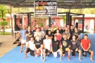 Gracie Barra Black Belt Steve Gable gives MMA seminar at Tiger Muay Thai and MMA
