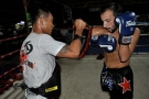 Muay Thai and MMA Guest Training Photos, January 2011, Phuket, Thailand