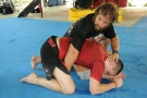 UFC Veteran and AKA Fighter Kyle Kingsbury gives MMA Seminar at Tiger Muay Thai and MMA