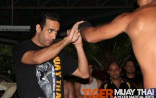 Kru Ash Seminar @Tiger Muay Thai in July 2011