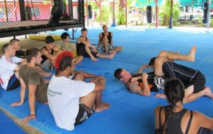 Mixed Martial Arts Training Program @ Tiger Muay Thai, Sept 5, 2011