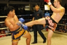 Tiger Muay Thai and MMA fights, Nov 23, 2009, Phuket, Thailand