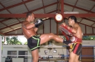 In the beginning....The First Tiger Muay Thai January 2004