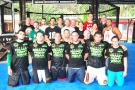 Emirates Brazilian Jiu Jitsu instructor and Asian Super Cup Champion Oscar Junior seminar at Tiger Muay Thai