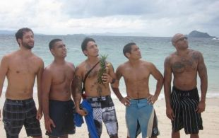 Tiger Muay Thai Guests enjoy trip to Ko Phi Phi: September