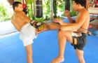 Private Muay Thai Training: Tiger Muay Thai Style