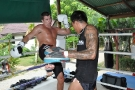 Private Muay Thai Session with Nazee @ Tiger Muay Thai, Phuket, Thailand