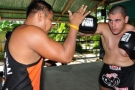 One-on-one Private Tiger Muay Thai Lessons