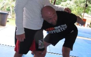 Ross Dallow MMA seminar @TigerMuayThai November 22, 2011