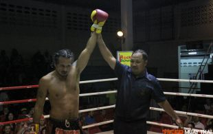 Tiger Muay Thai & MMA Training Camp Fights April 29, 2013