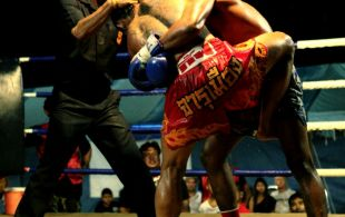 Tiger Muay Thai & MMA Training Camp Fights December 15, 2012 including TMT Nong