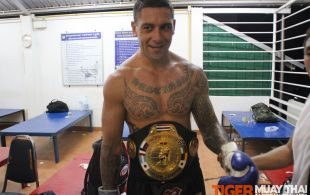 Tiger Muay Thai & MMA Training Camp Fights December 21, 2012