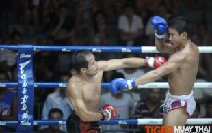 Tiger Muay Thai & MMA Training Camp Fights December 28, 2012 including TMT Sawat, Nazee, Dendanai, Team, and more
