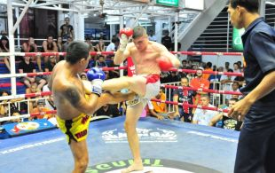 Tiger Muay Thai & MMa Training Camp Fights February 17, 2013 Including TMT Nazee