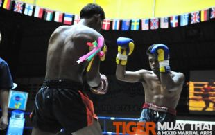 Tiger Muay Thai & MMA Training Camp Fights February 22, 2013, Including TMT Ploydang