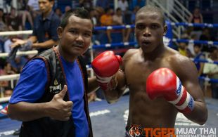 Tiger Muay Thai & MMA Training Camp Fights May 10, 2013