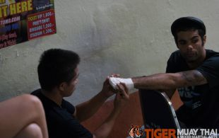 Tiger Muay Thai & MMA Training Camp Fight May 20, 2013