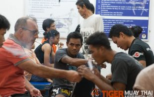 Tiger Muay Thai & MMA Training Camp Fights September 11, 2013