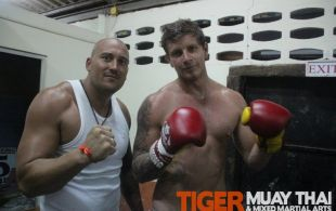 Tiger Muay Thai & MMA Training Camp FightsMarch 24, 2013 including TMT Trevor Hicks