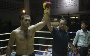 Tiger Muay Thai & MMA Training Camp Guest Fights April 22, 2013