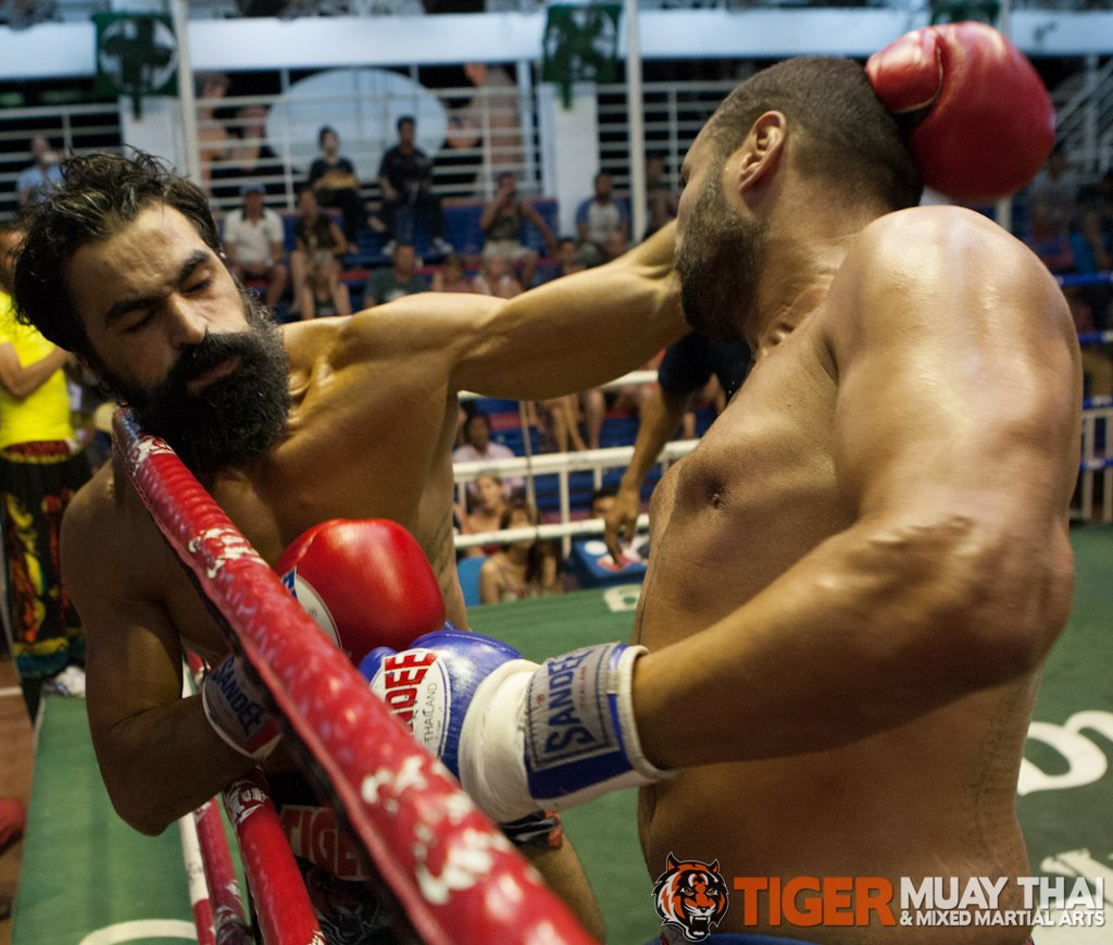 Hotels Near Tiger Muay Thai