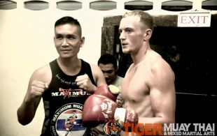 Tiger Muay Thai & MMA Training Camp Guest Fights December 9, 2013 including Zane Fortunato