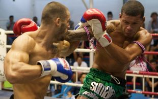 Çağan Atakan fights at Bangla stadium in Phuket, Thailand, Wednesday, Jul. 17, 2013. (Photo by Mitch Viquez ©2013)