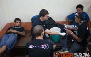 Tiger Muay Thai & MMA Training Camp Guest Fights June 17, 2013