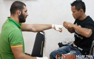 Tiger Muay Thai & MMA Training Camp Guest Fights June 19, 2013
