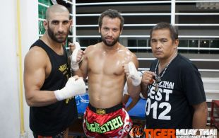 Tiger Muay Thai & MMA Training Camp Guest Fights June 5, 2013