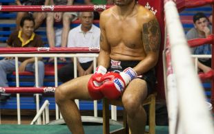 Tiger Muay Thai & MMA Training Camp Guest Fights May 22, 2013