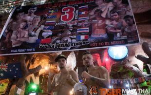 Tiger Muay Thai & MMA Training Camp Guest Fights May 3, 2013
