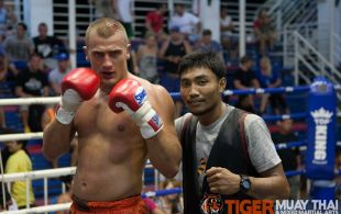 Tiger Muay Thai & MMA Training Camp Guest Fights May 8, 2013