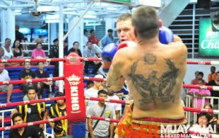 Tiger Muay Thai & MMA Training Guest Fights March 15, 2013