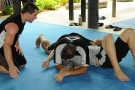 MMA Veteran Thomas Kenney gives seminar at MMA Phuket