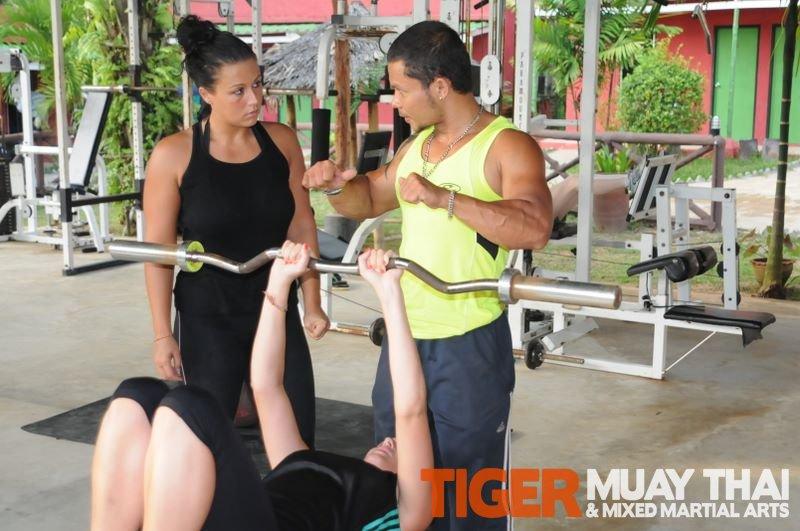 steroids tiger muay thai