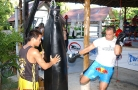 Tiger Muay Thai Training Camp Guests December 2006