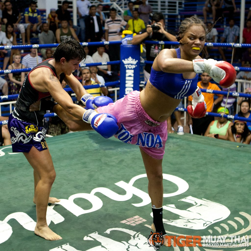 Fighting Thai » Tiger Muay Thai & MMA Training Camp Guest ...